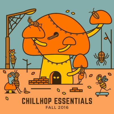Chillhop Essentials - Fall 2016 | Chillhop.com