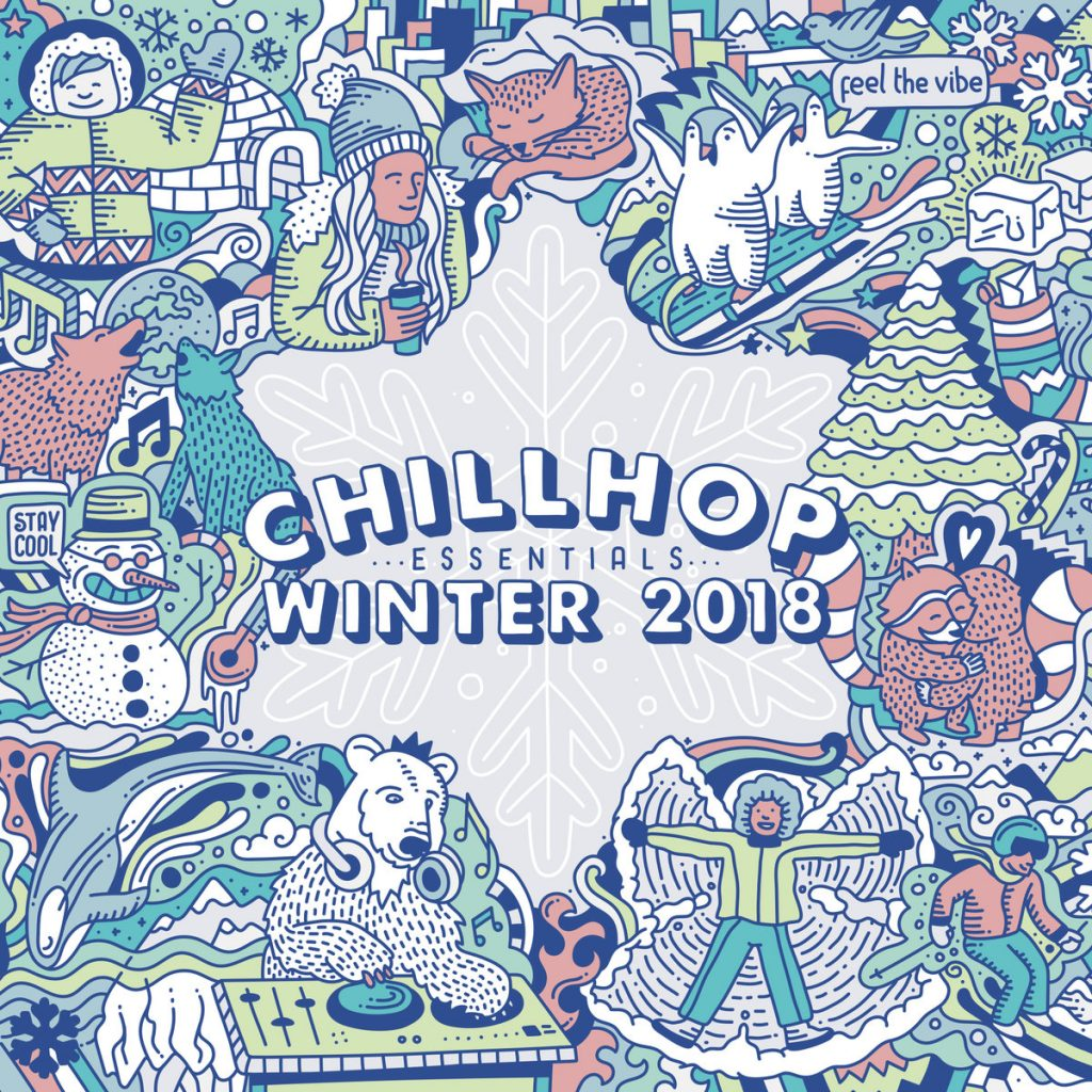 Chillhop Essentials Winter 2018 | Chillhop.com