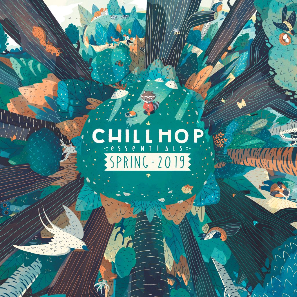 Chillhop Essentials – Spring 2019