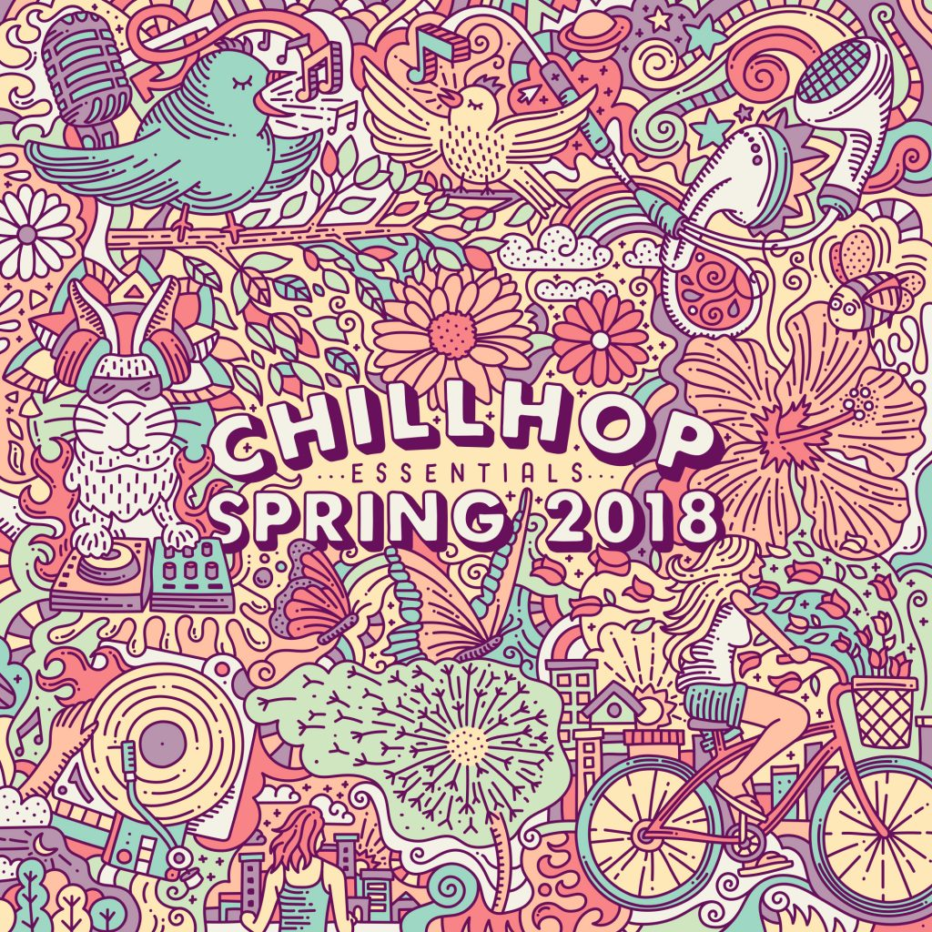 Chillhop Essentials Spring 2018