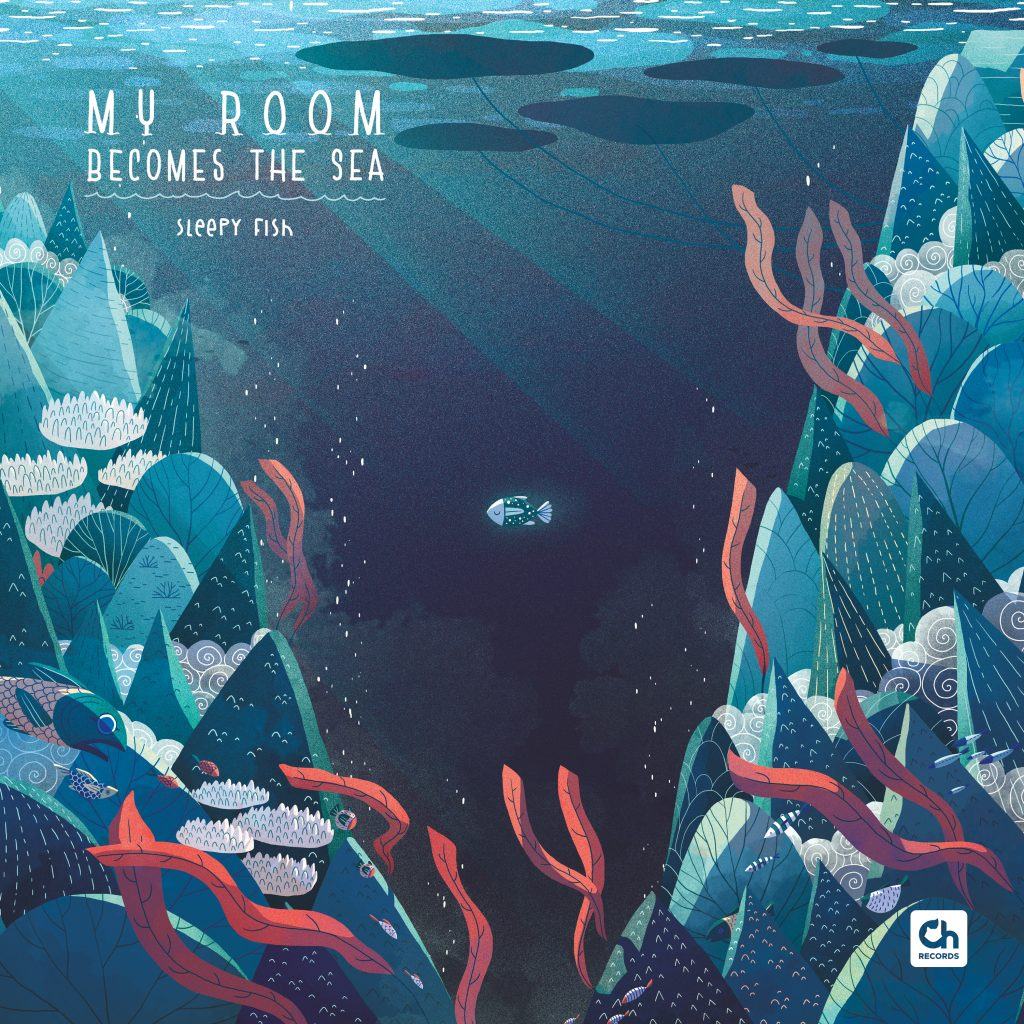 My Room Becomes the Sea