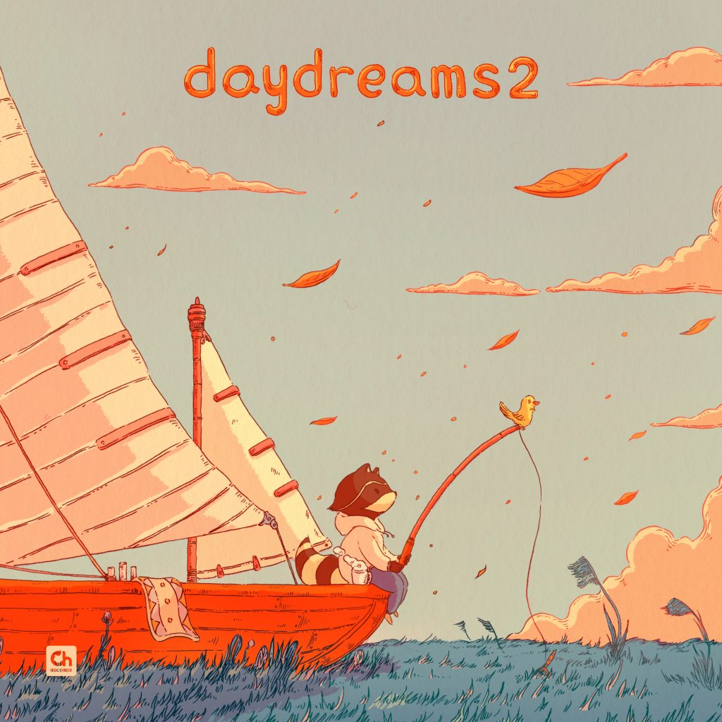 Chillhop daydreams 2 | Chillhop.com