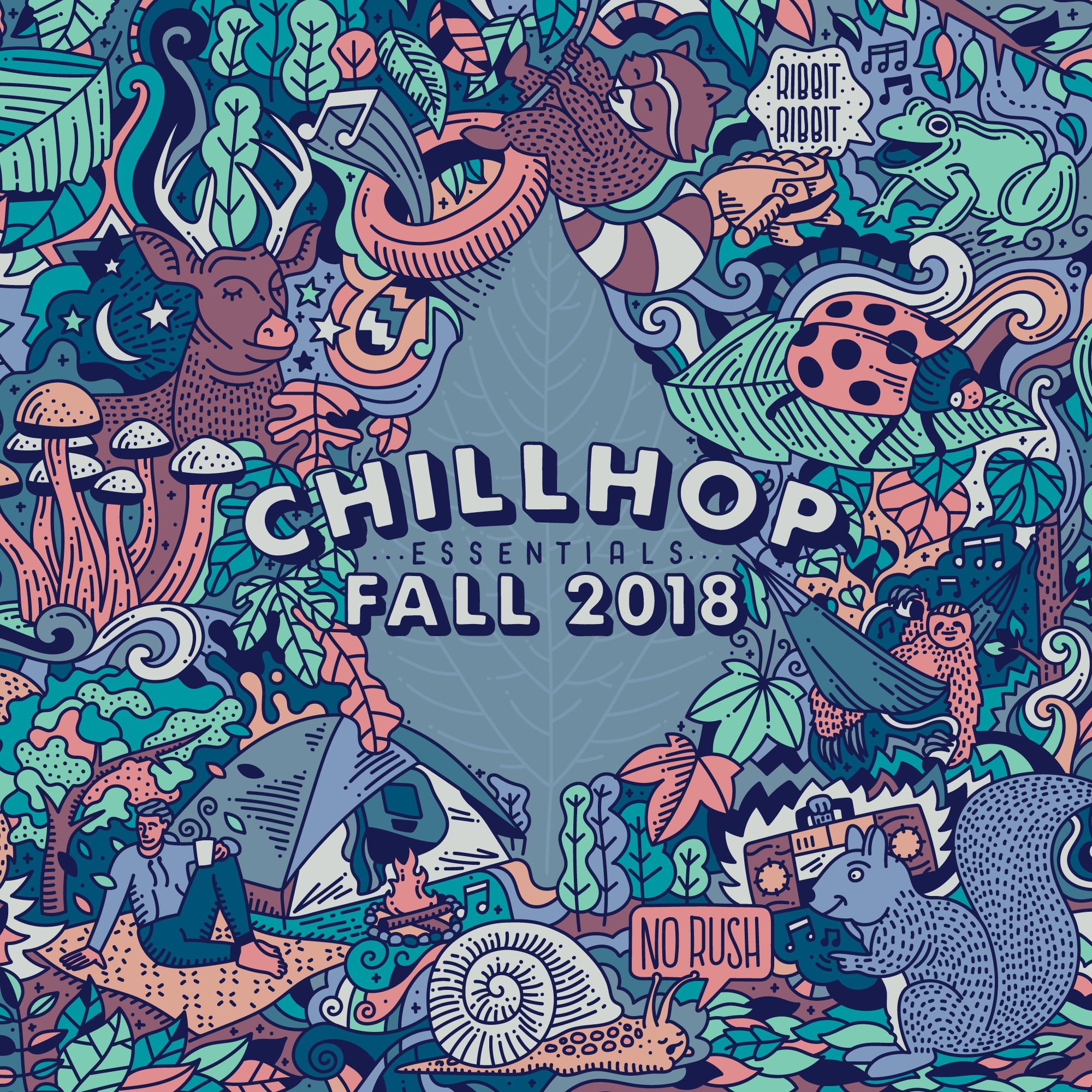 Chillhop Essentials – Fall 2018