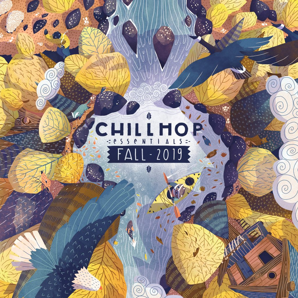 Chillhop Essentials Fall 2019 | Chillhop.com