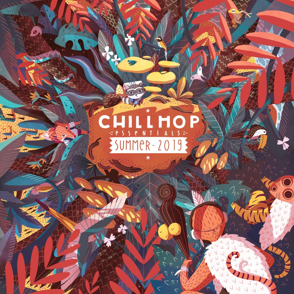 Chillhop Essentials Summer 2019 | Chillhop.com