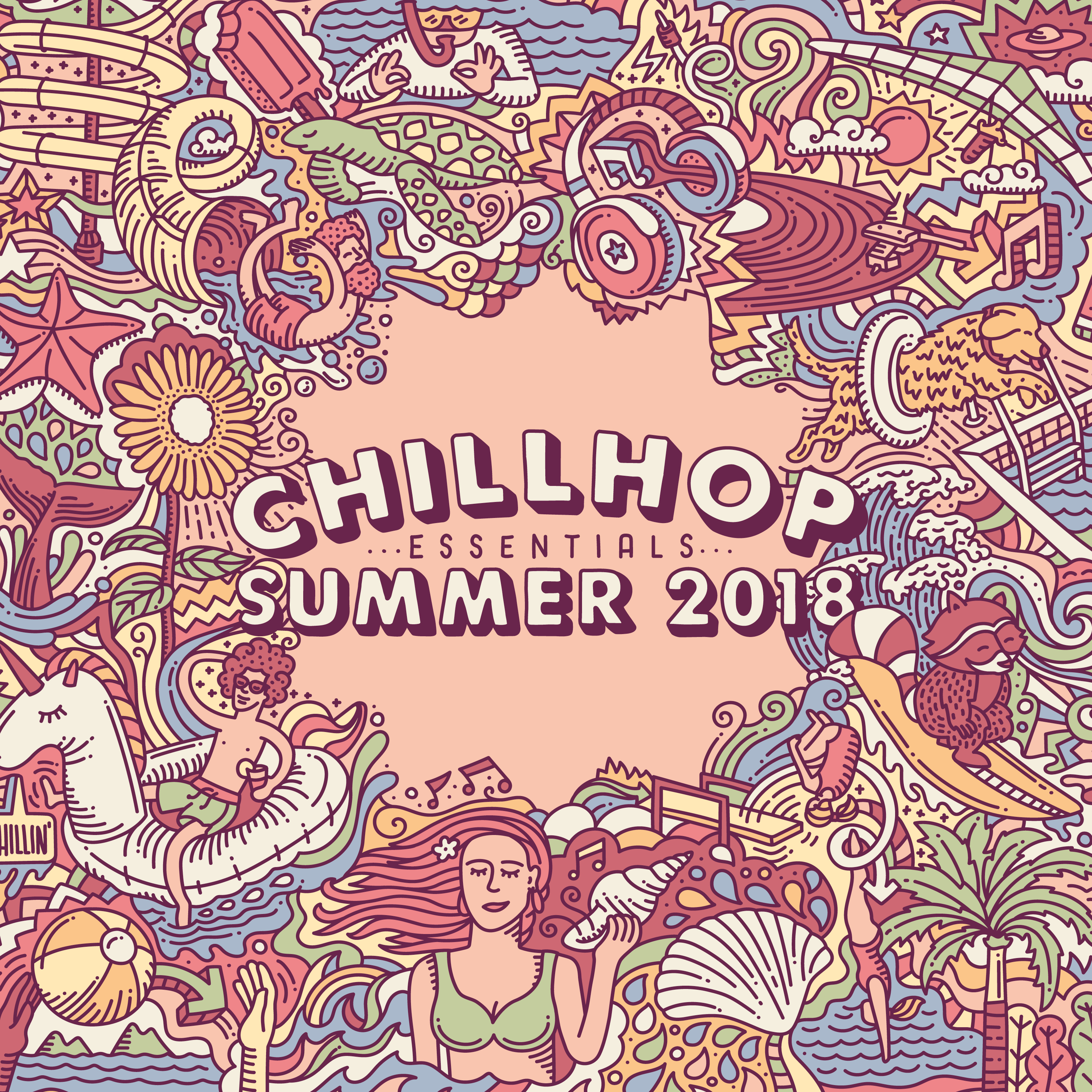Chillhop Essentials – Summer 2018