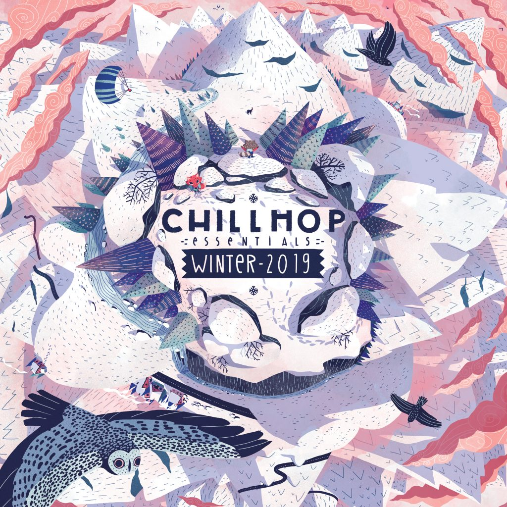 Chillhop Essentials Winter 2019 | Chillhop.com