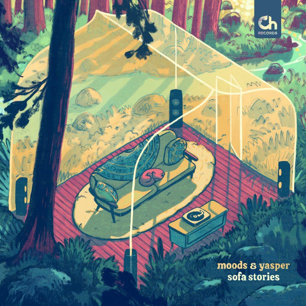 Sofa Stories   Chillhop.com