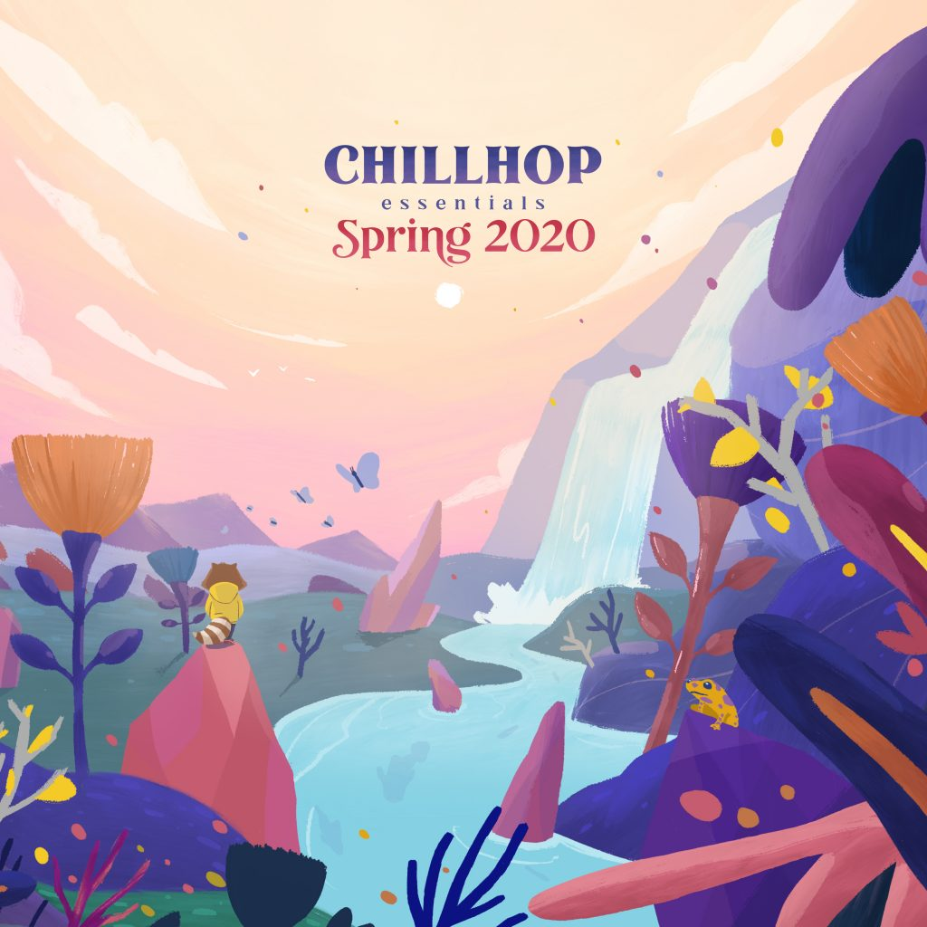 Chillhop Essentials Spring 2020