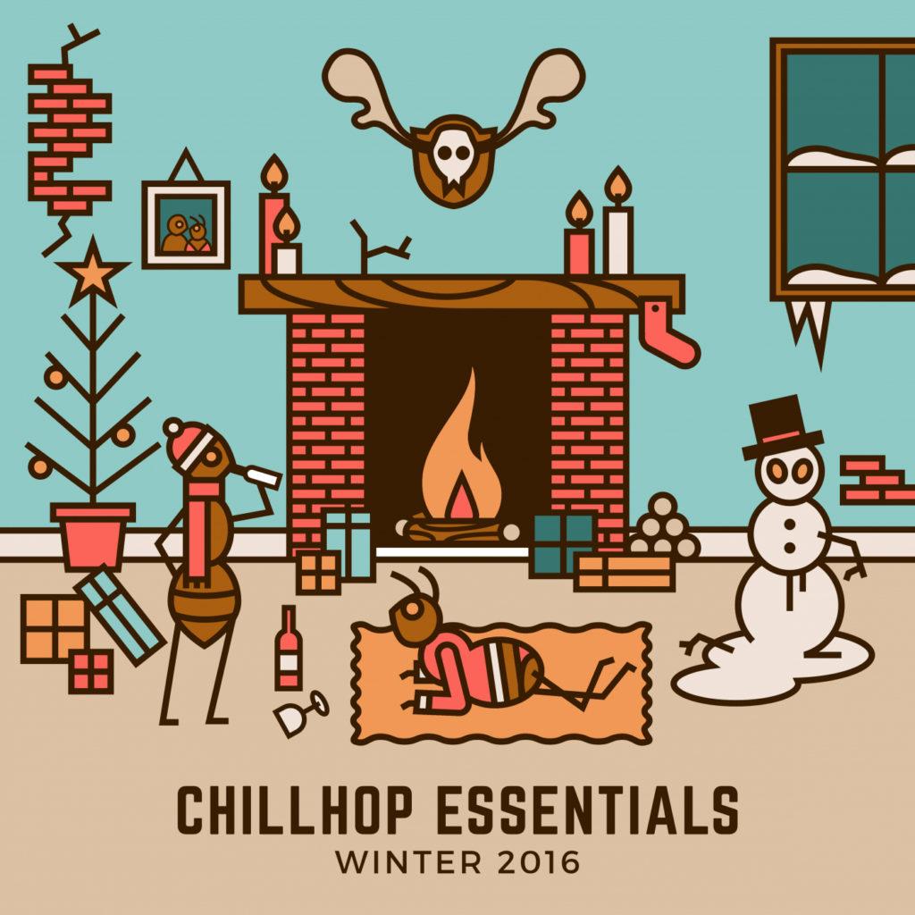 Chillhop Essentials Winter 2016   Chillhop.com