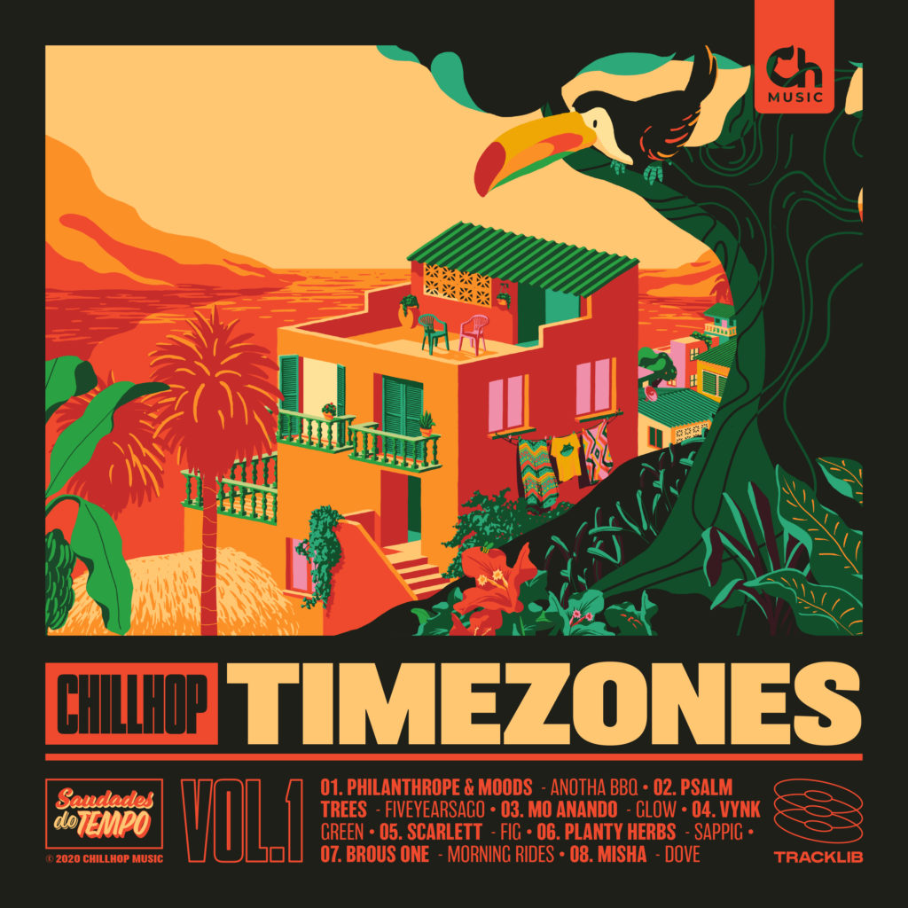 Chillhop Timezones vol.1 – Saudades do Tempo