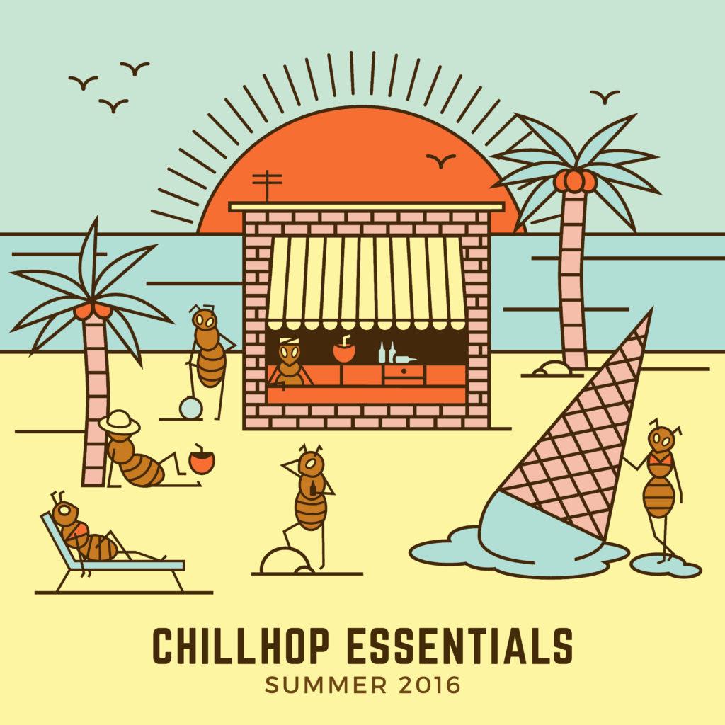 Chillhop Essentials Summer 2016   Chillhop.com