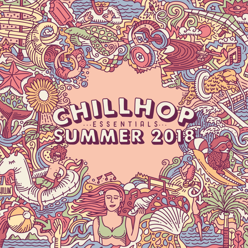 Chillhop Essentials Summer 2018 | Chillhop.com