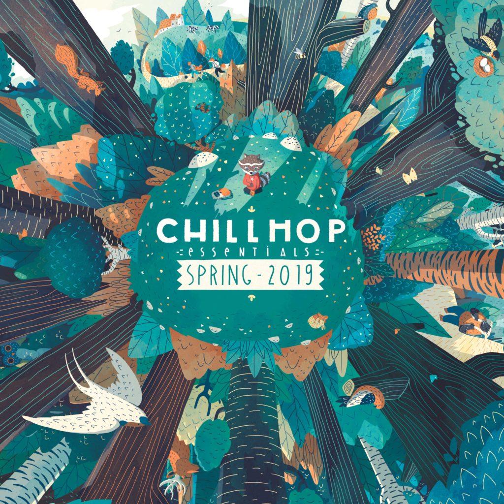 Chillhop Essentials Spring 2019 | Chillhop.com