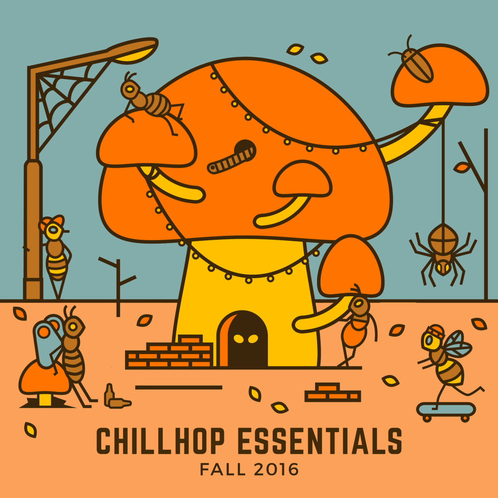 Chillhop Essentials Fall 2016 | Chillhop.com