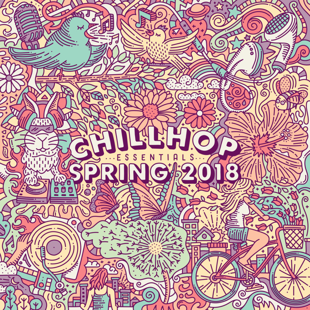 Chillhop Essentials Spring 2018 | Chillhop.com