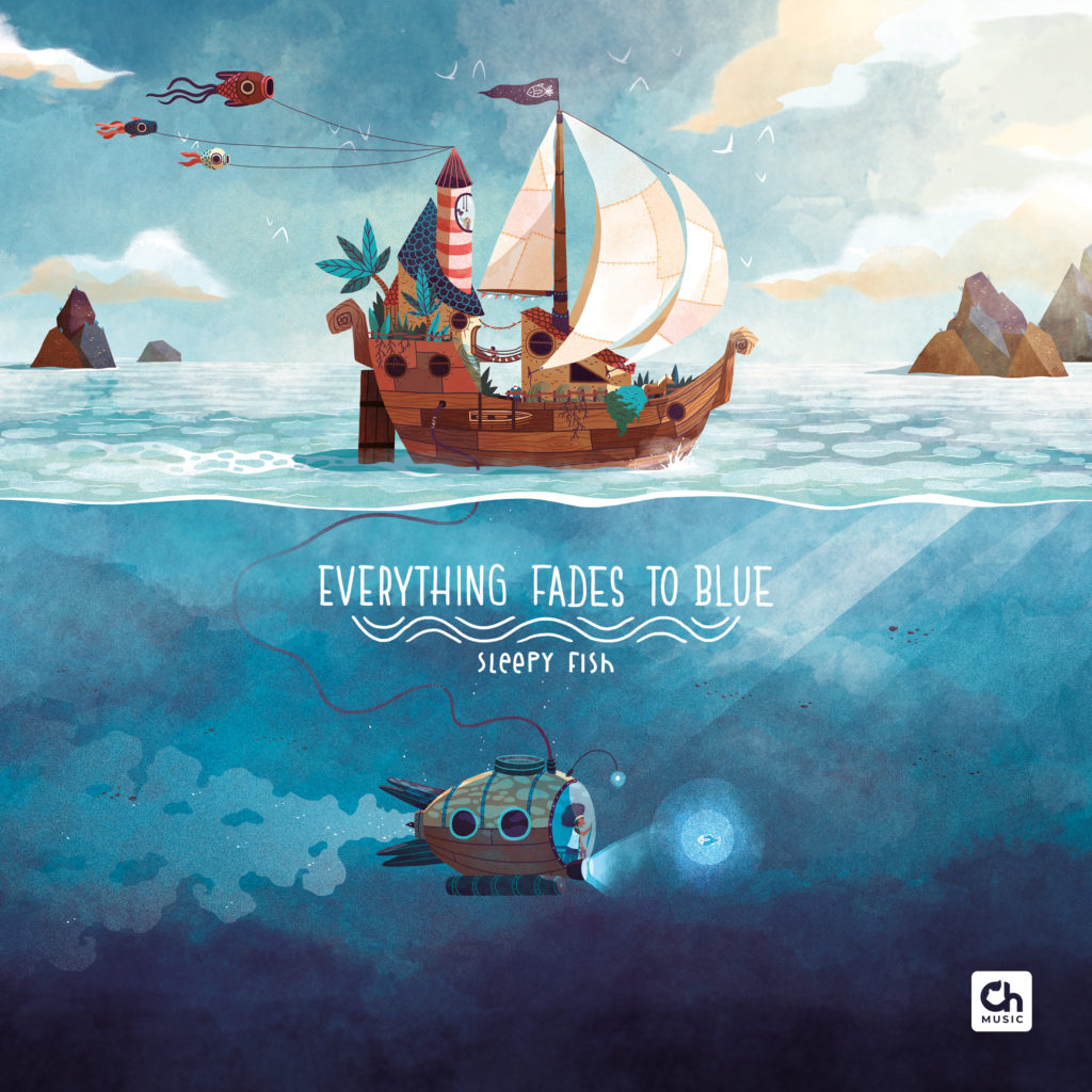 Everything Fades to Blue | Chillhop.com