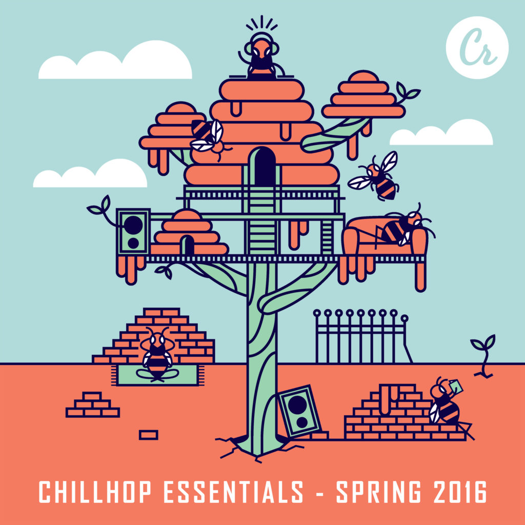 Chillhop Essentials Spring 2016 | Chillhop.com