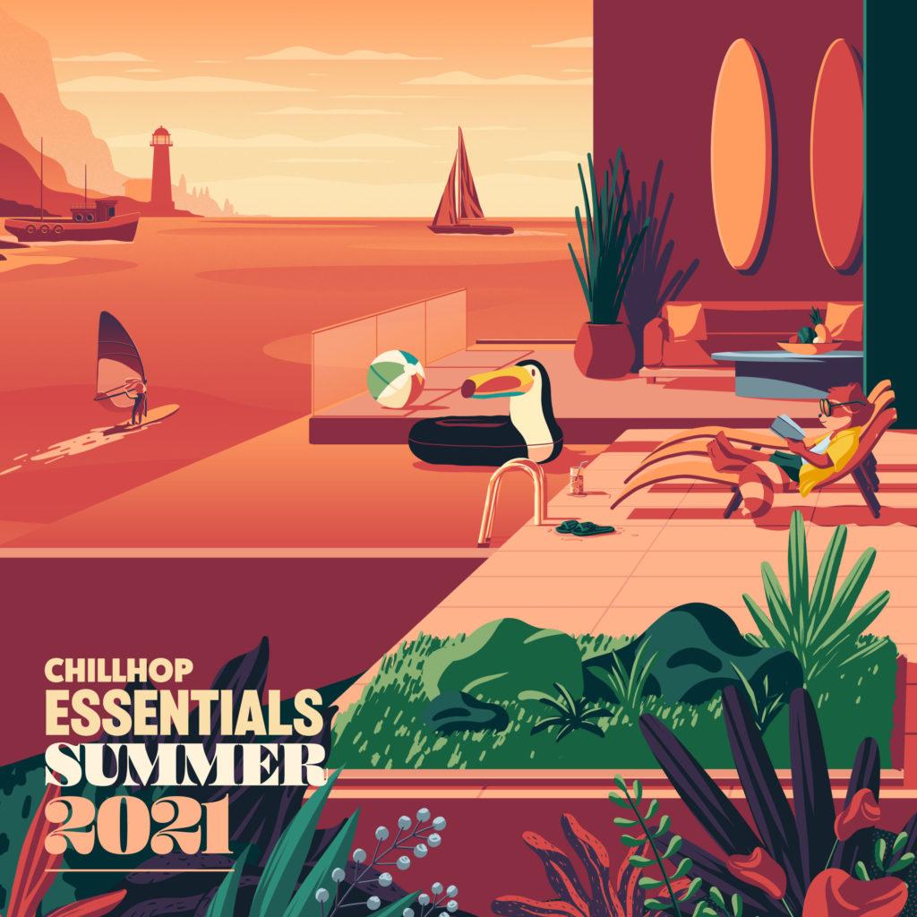 Chillhop Essentials Summer 2021 | Chillhop.com